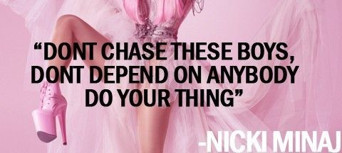 Nicki Minaj Quotes | nicki minaj, quotes, sayings - inspiring picture on Favim.com on we ...