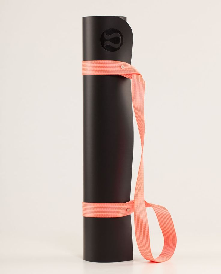 I would love a black mat and this type of carrying strap for it.  Thanks, Santa! Love, Cheryl