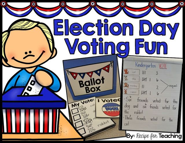 Many states have already had or are soon holding their primary elections.  I wanted to create a fun lesson for my students that went along ...