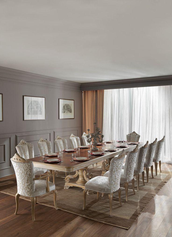 Tavolo con sedie www.2-elle.it  falegnameria artigianale toscana