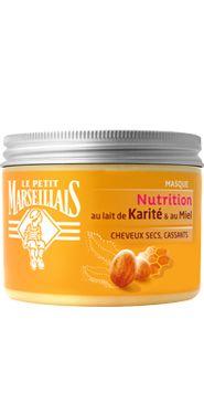 Masque nutrition cheveux secs, abîmés et cassants