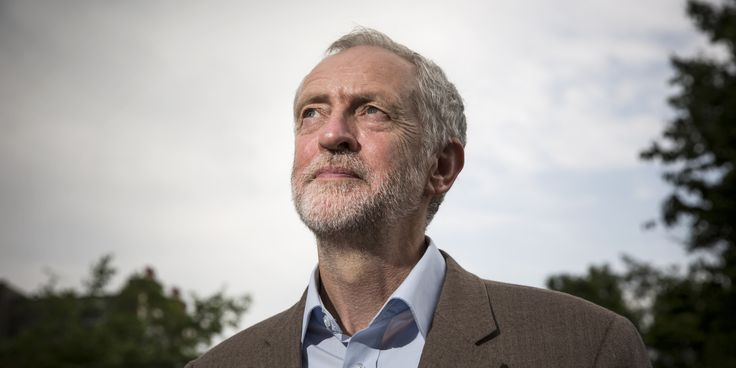 So, why should we listen to Jeremy Corbyn?