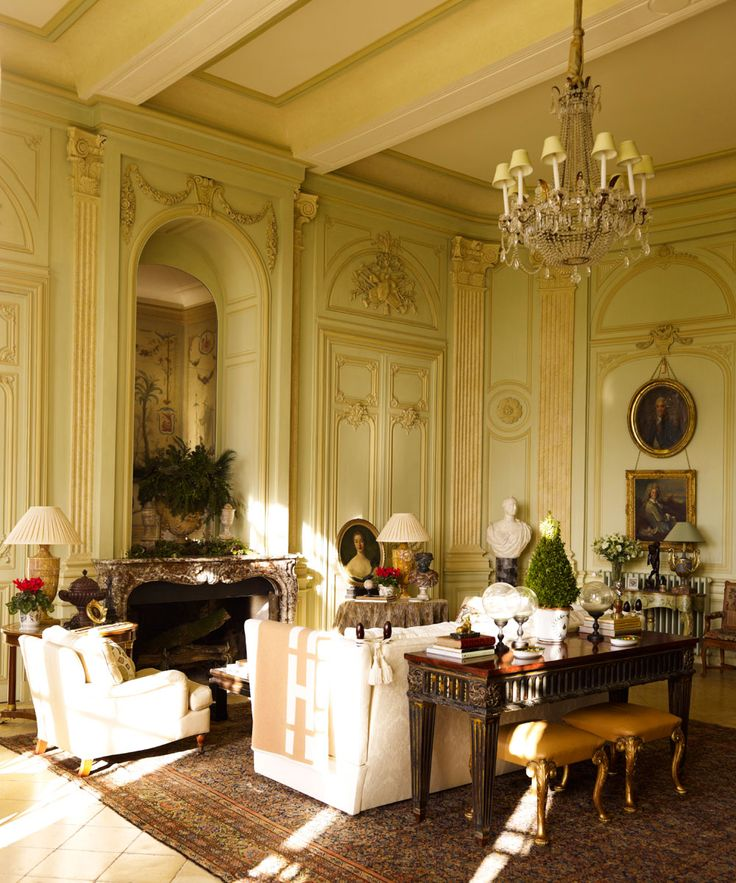 Timothy Corrigans Chateau Du Grand Luc Loire Valley France Find This Pin And More On French Country Interior Design