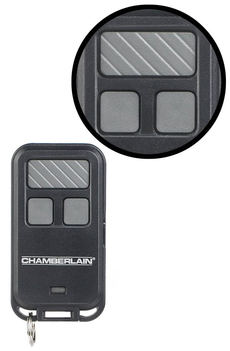 Keychain Remote For Chamberlain Garage Door Opener