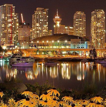 Vancouver • Canada  A beautiful city to visit