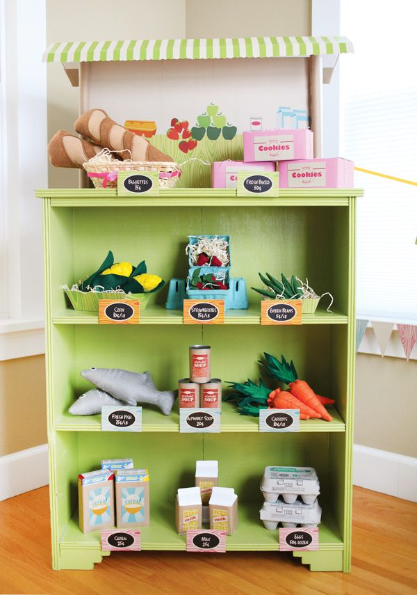 Image detail for -Grocery store themed party   sueniosencantados blog
