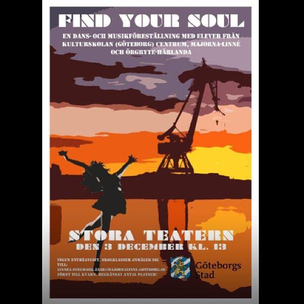 """Snart står mina danselever på Stora Teatern i Göteborg ✨ Dans och musikföreställningen """"Find Your Soul"""" Längtar! #soulband #dansare #sångare #popkören #kör #musik #live #liveband #soul #soulmusic #gothenburg #koreograf #danslärare #regissera"""