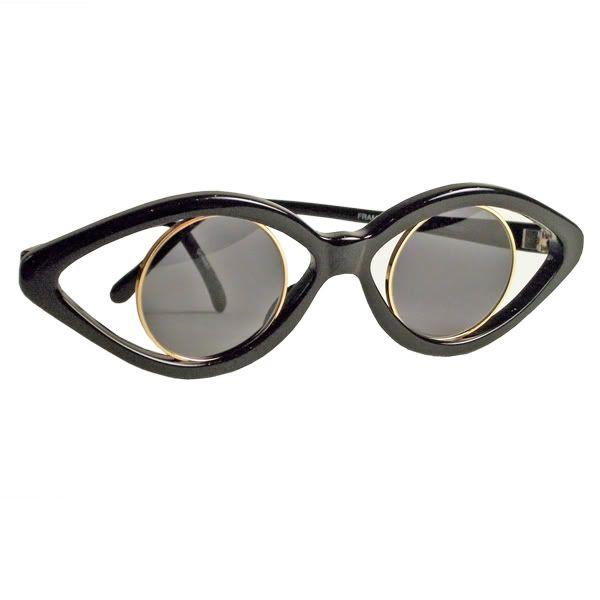 Vintage Jean-Charles de Castelbajac sunglasses