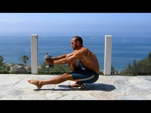 Beginners Guide to Pistol Squats with Antranik - Pistol Squat Progression (YouTube)