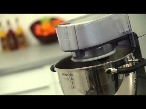 Recette de soufflé au fromage au Cooking Chef de Kenwood - YouTube