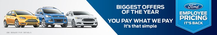Check Out Key West Ford's Employee Pricing Event http://keywestford.com/news/view/566/Check_Out_Key_West_Ford___s_Employee_Pricing_Event.html?source=pi