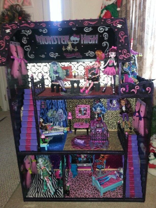 Rideaux monster high jill bialosky says plagiarism claims for Monster high accessoires de chambre