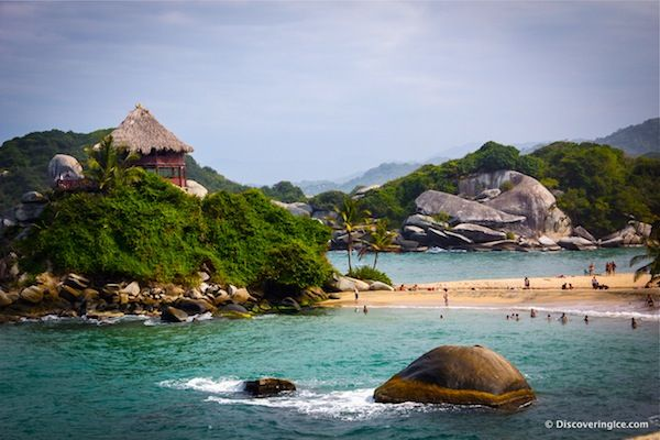 Cabo San Juan de Guía, Tayrona National Natural Park, #Colombia #travel #paradise