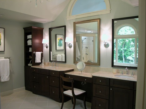 Find This Pin And More On Bathroom Ideas For Cherry Vanity By Kathyjhug.