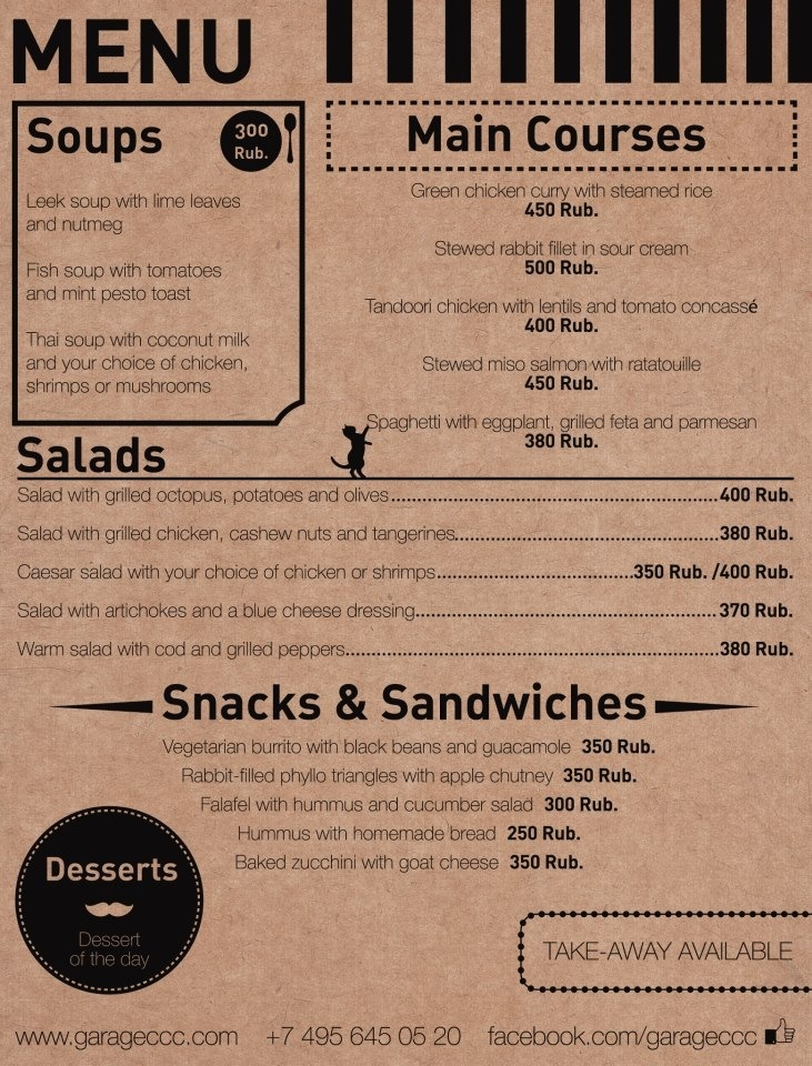 Best ideas about cafe menu boards on pinterest
