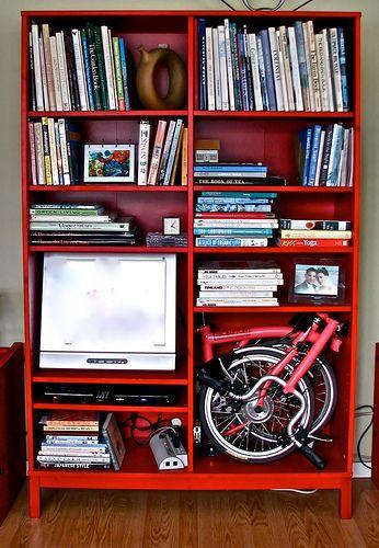 Das Wort #Klapprad sollte man nicht unbedingt wörtlich nehmen - brompton #foldingbike #faltrad