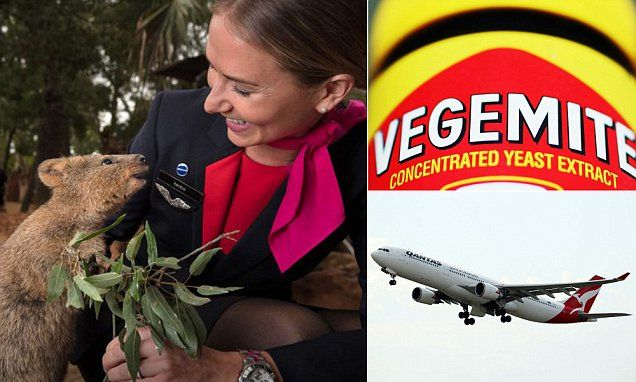 Qantas reveals new names of its planes - but is Vegemite one of them? #DailyMail