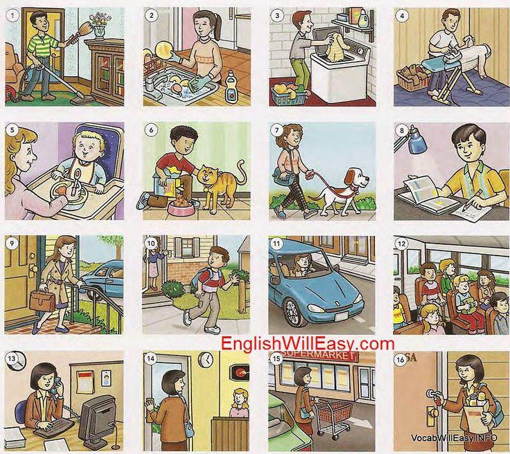Quehaceres y otros deberes