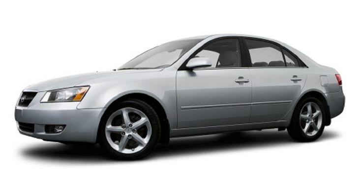 2008 Hyundai Sonata Sedan GLS (2.4L 4-cyl. 4-speed Automatic)