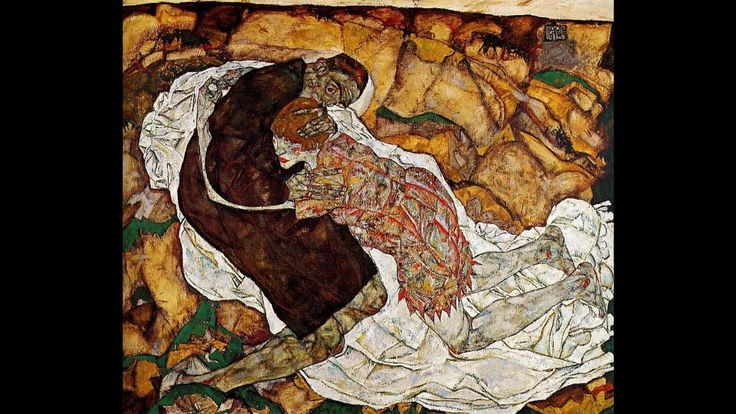 Death and the Maiden (Credit: Credit: Death and the Maiden/Egon Schiele/Wikiart)