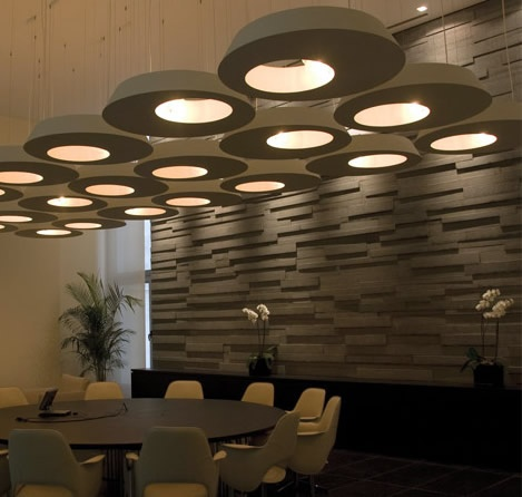 contemporary office lighting. Lighting Concept By PSLAB For Saradar Private Offices Modern Contemporary Office