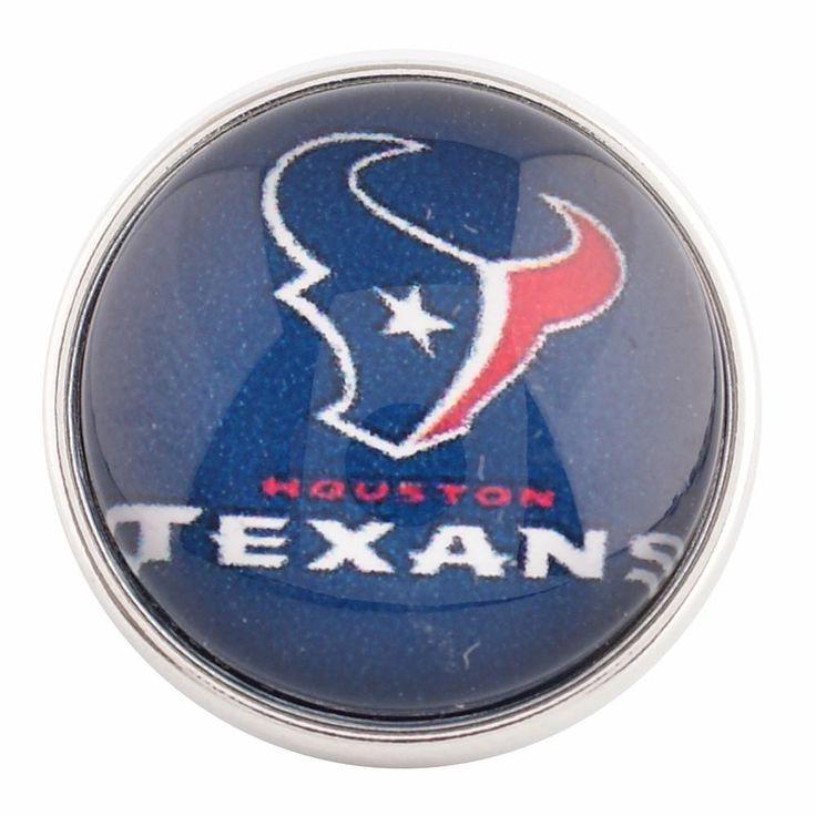 #37428 - Snap Jewelry - Snap - Houston Texans