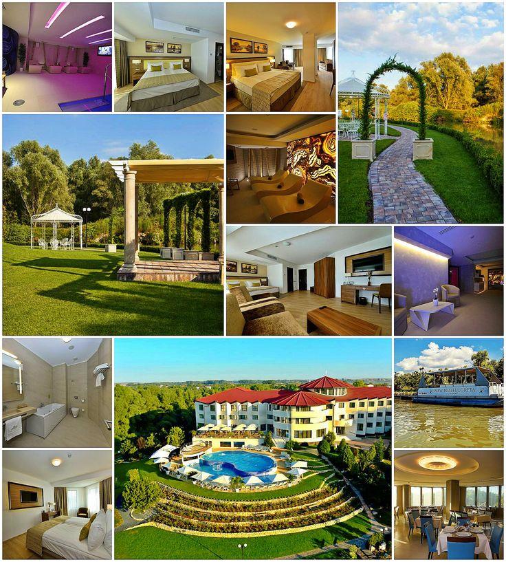 Relaxarea se naște în confort. Pornind de la această idee simplă, New Hotel Egreta a adus confortul urban în mijlocul naturii, pentru ca turiștii să se bucure de vacanță departe de zgomotul orașului, în inima Deltei.