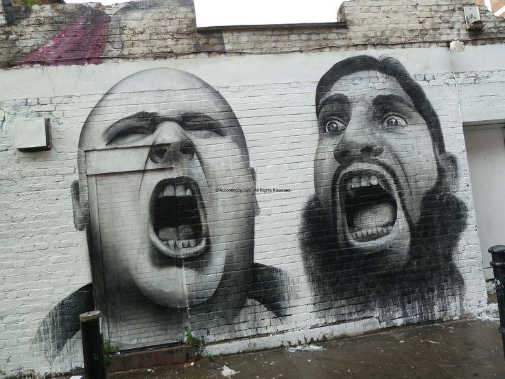 Shoreditch Street Art Highlights (Part 3)   According 2 G