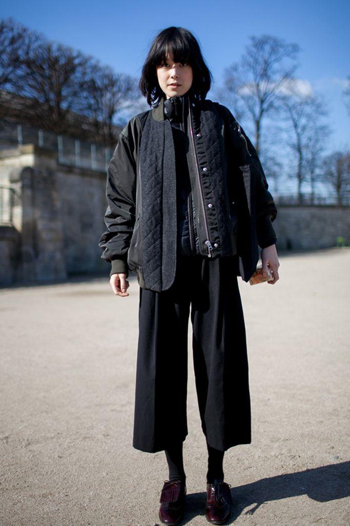 【スナップ】パリ・ファッション・ウイーク 2015-16年秋冬 95 / 121