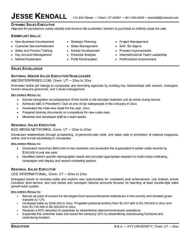home loan sales executive resume resume ideas #businessloanproposal
