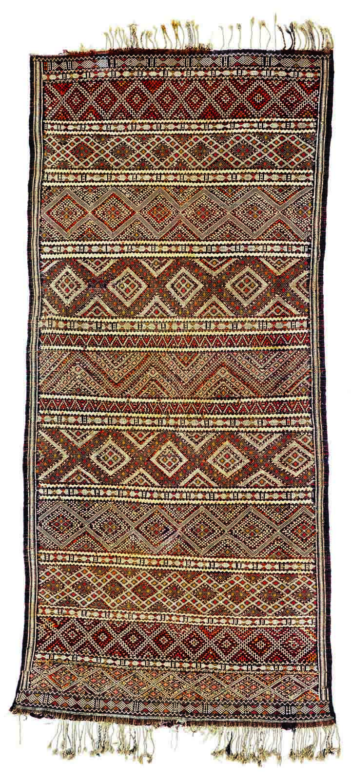 Africa rug hanbel from the berber people ca 1st for Wool berber area rug