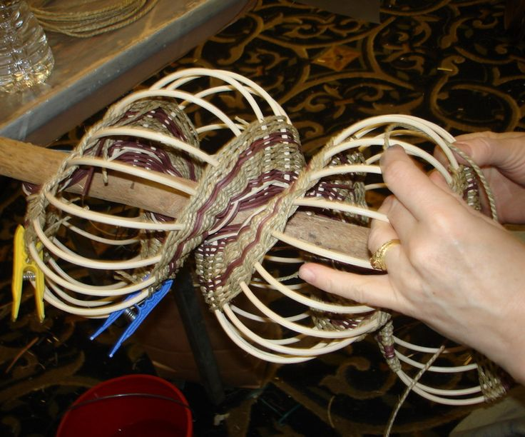 Basket Weaving North Carolina : Images about basket weaving on pine