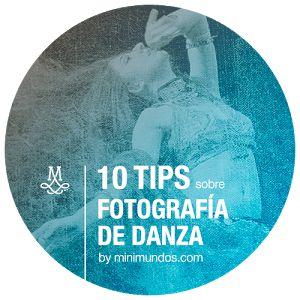 10 tips para fotografía de danza