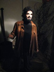 Peter Sutcliffe, The Yorkshire Ripper, perennially on the prowl at Louis Tussaud's.