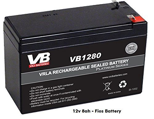 verizon fios battery replacement instructions
