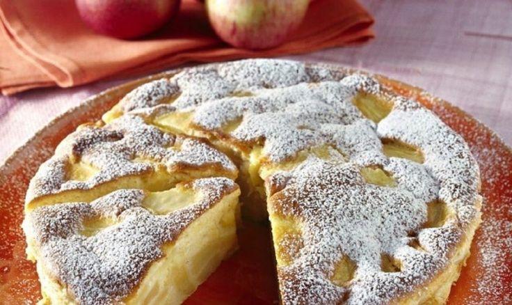 Tarta super gustoasa cu umplutura de mere