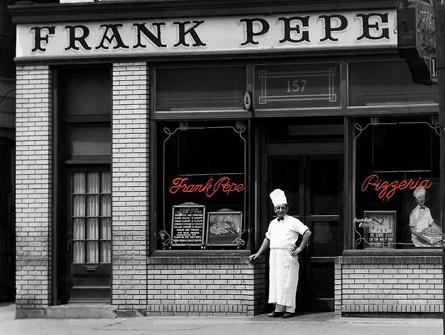 The Original Frank Pepe Pizzeria Napoletana in New Haven