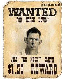 """Turn your picture into a """"wanted"""" poster. You can use the poster graphic to personalize a website or blog, use it as a MSN display image, or email it to your friends.    Select Your Picture  For best results:        Take a closeup of a person's face without much background.      Take it in front of a white or light-colored wall.      A cowboy hat, toy pistol or bandana adds a bit of fun."""