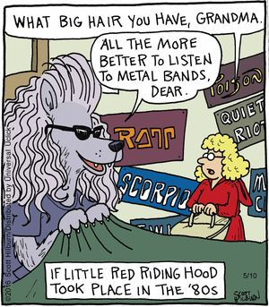 The Argyle Sweater Comic Strip, May 10, 2016 on GoComics.com