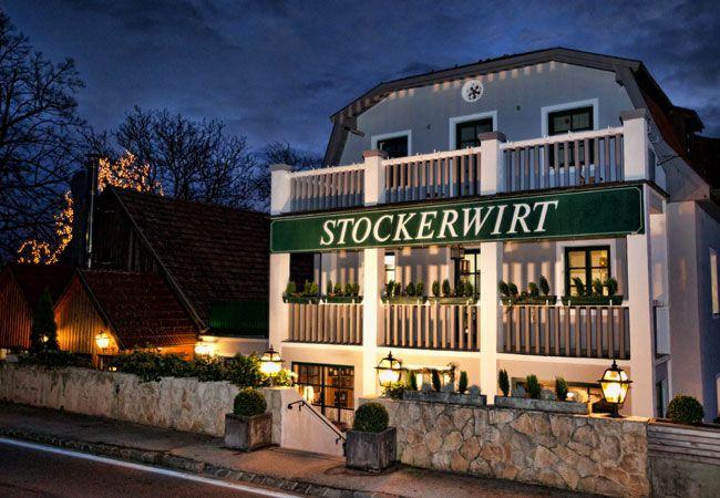 Restaurant, Gasthaus: Landgasthaus Stockerwirt Sulz im Wienerwald