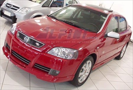 Chevrolet Astra SS