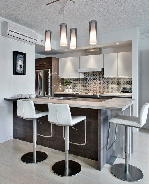 best 20+ small modern kitchens ideas on pinterest | modern kitchen