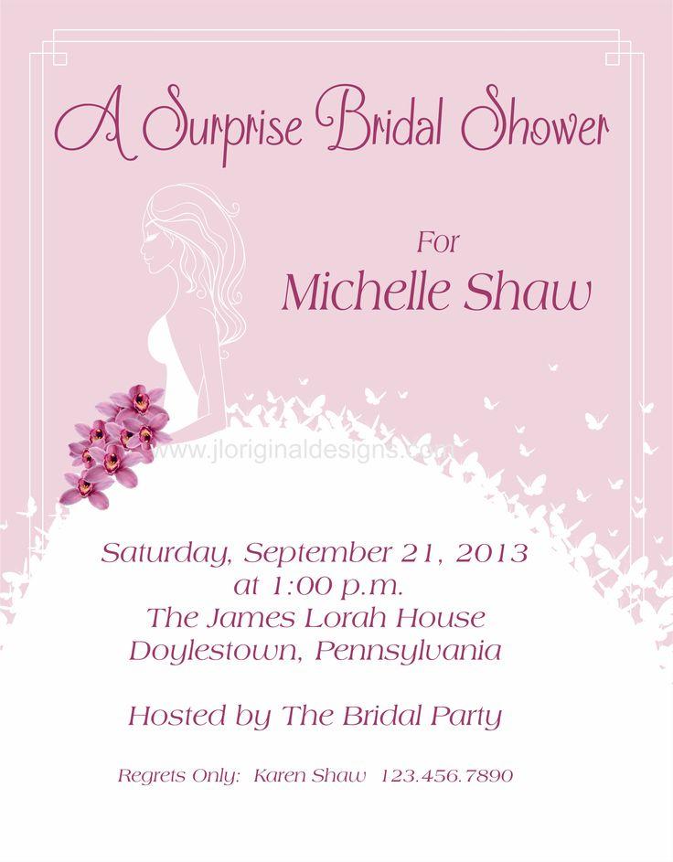 17 Best 1000 images about JLOD Bridal Shower Invitations on Pinterest