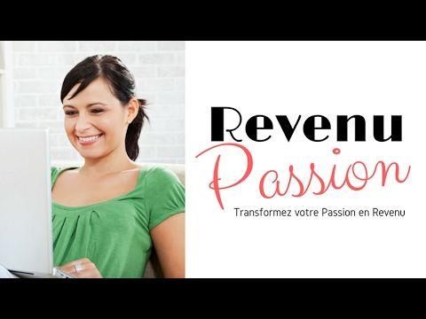 Transformez votre passion en revenu passif chaque mois