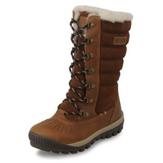 Nevica Vail Leather ladies Snow Boots - SportsDirect.com
