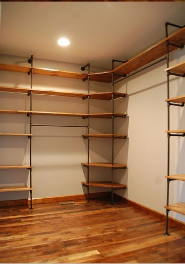 Built in for closet
