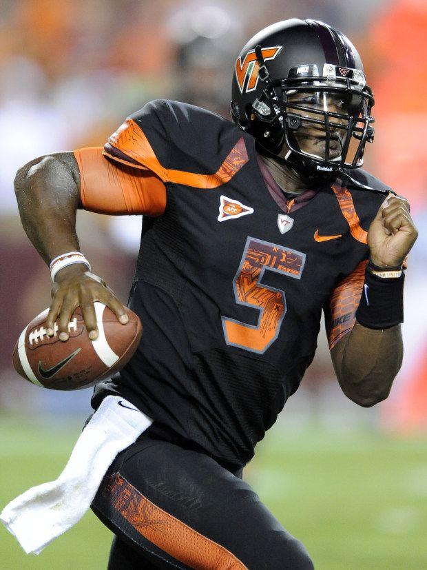 Virginia Tech Hokies football uniforms | Blackout College ...