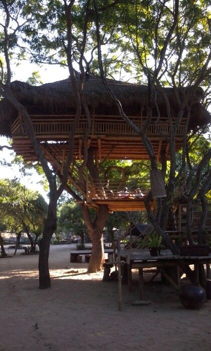 Treehouse the Bay Bali