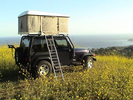 Pop Top Jeep Jeep Wrangler Tops Jeep Camping Vintage Jeep