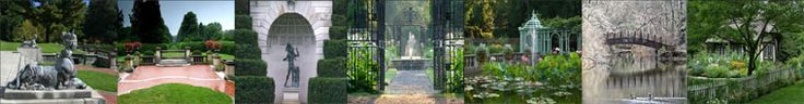 Old Westbury Gardens is located at 71 Old Westbury Road, Old Westbury, New York,  between the Long Island Expressway (I-495) and Jericho Turnpike (New York Route  25), approximately 20 miles east of New York City.